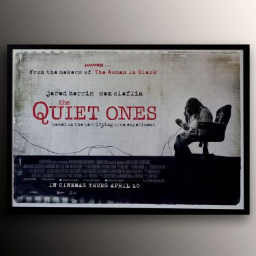 Quad cinema movie poster