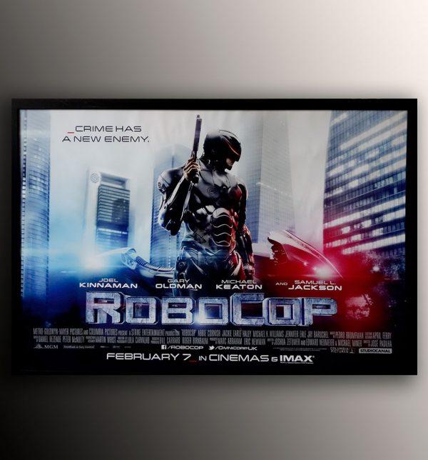 Quad cinema movie poster