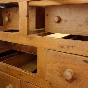Wooden kitchen furniture