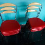 American Retro Style Dining Chairs