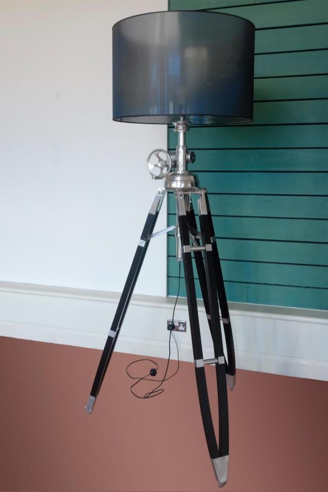 Eichholtz Royal Marine Floor Lamp, Marine Floor Lamp