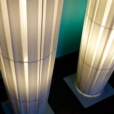 Colonne H 161 Floor Lamp