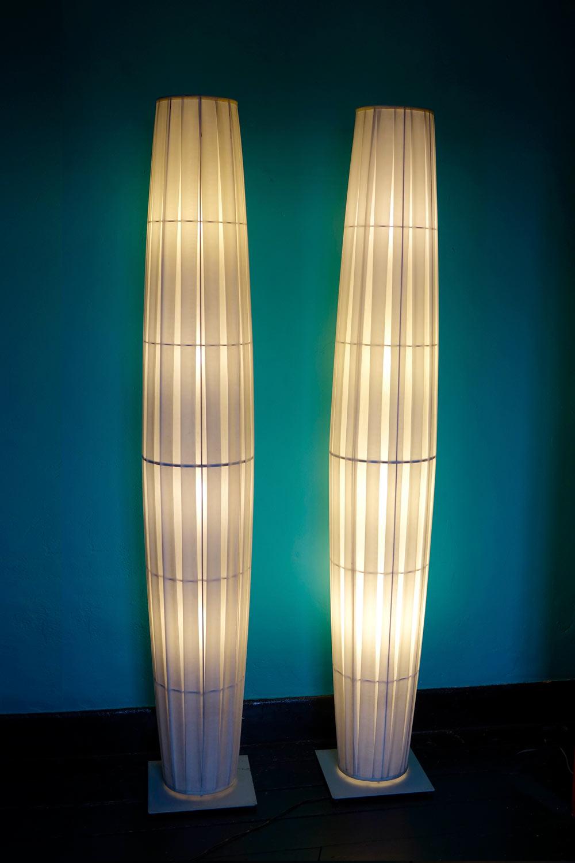 Colonne H 161 Floor Lamp