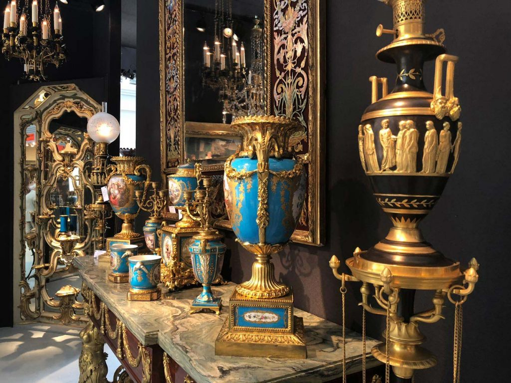 Art Antiques Fair Olympia