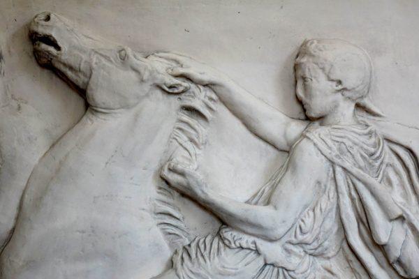 The Parthenon Marbles: Panathenaic Procession
