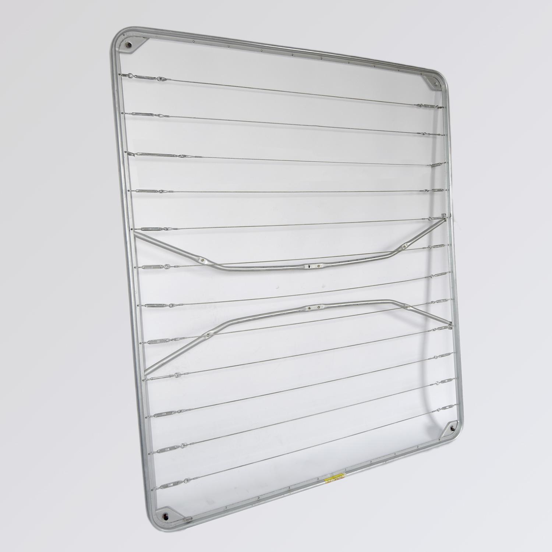 chromed bed frame